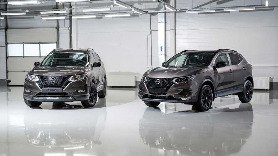 Nissan предложил россиянам «дизайнерские» Qashqai и X-Trail