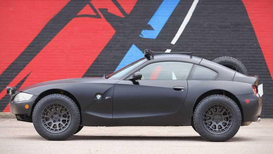 Внедорожный BMW Z4
