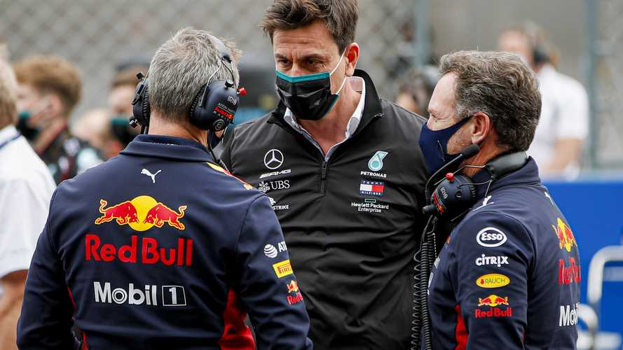 Why the F1 tension between Mercedes and Red Bull won't ease off