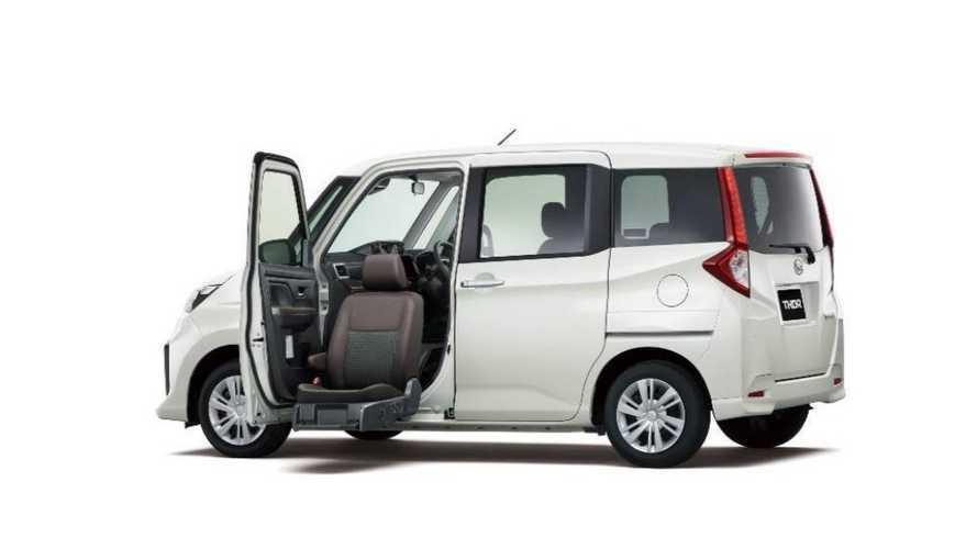 Daihatsu Luncurkan Mobil Kompak Thor Edisi Seat Lift