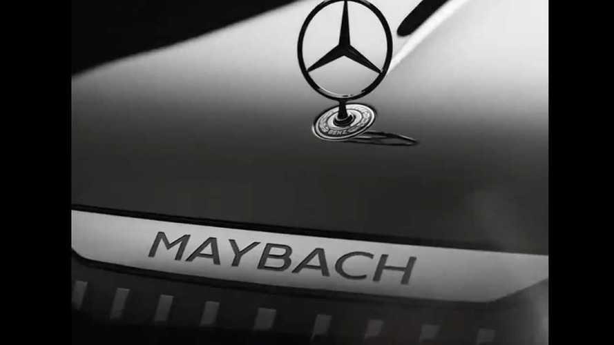 Mercedes-Benz показал тизер новой модели Maybach