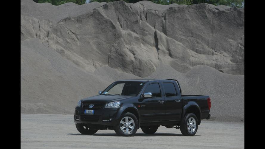 Great Wall Steed 5 Diesel Luxury 4x2 e Super Luxury 4x4
