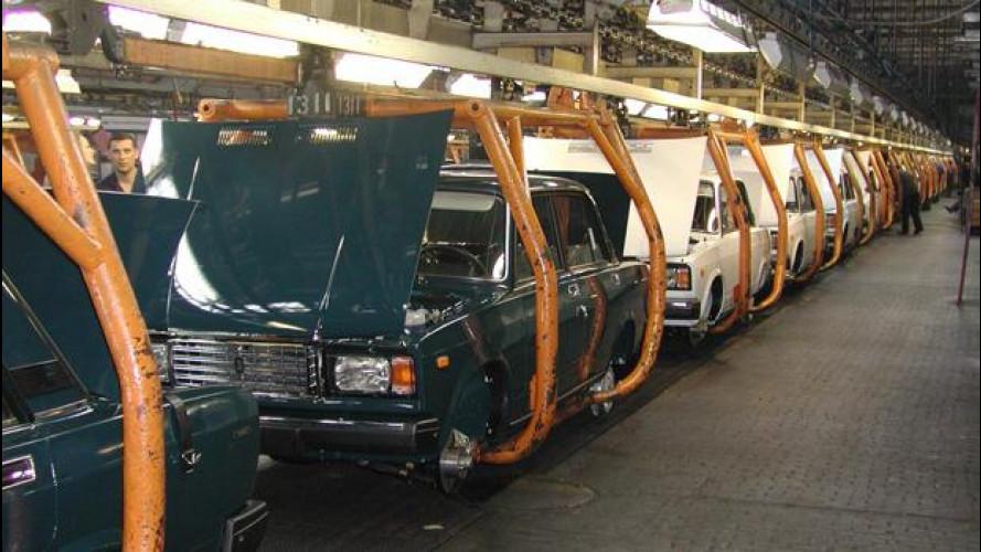 Renault-Nissan puntano sulla Russia: acquisita la Lada