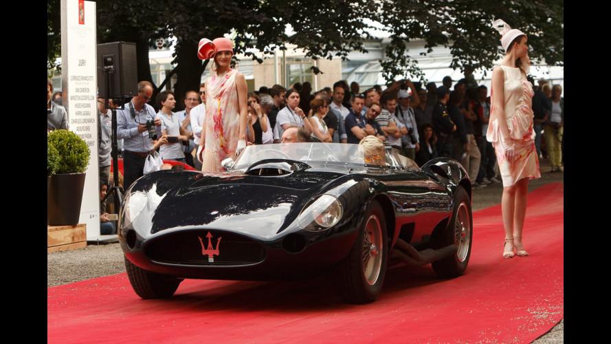 Villa d'Este 2014, un dominio Maserati e Alfa Romeo