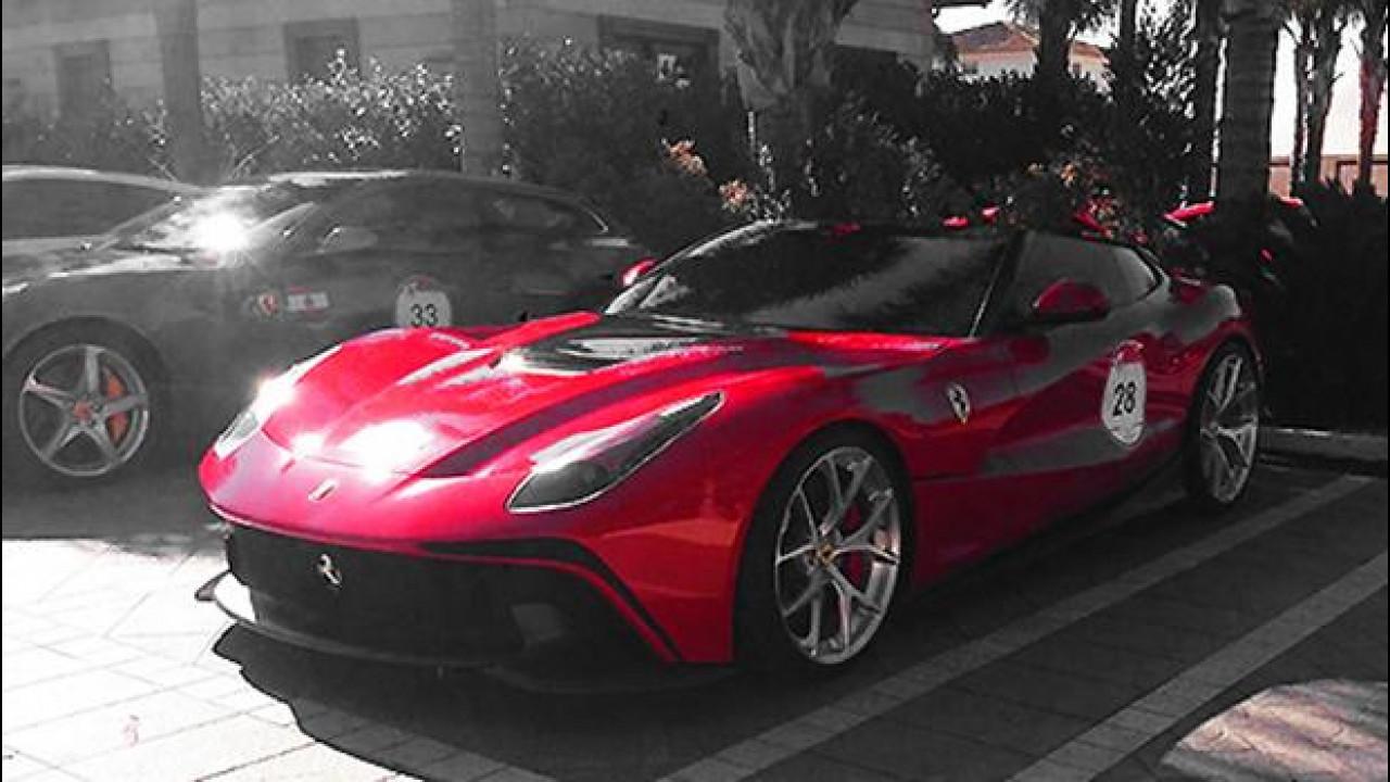 [Copertina] - Ferrari F12 TRS, quando una Rossa non è abbastanza speciale