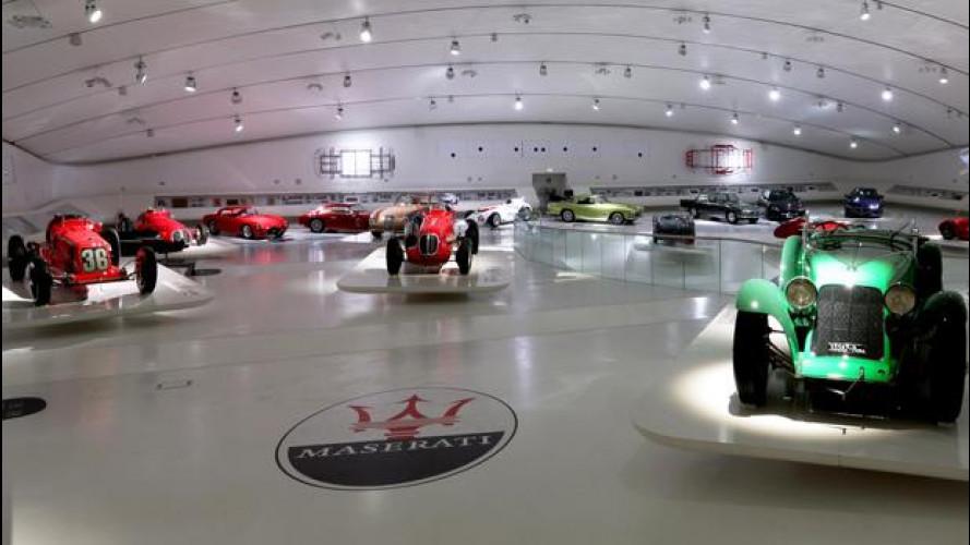 100 anni di Maserati, al via le celebrazioni