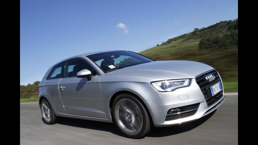Nuova Audi A3 2.0 TDI 150 CV Ambition