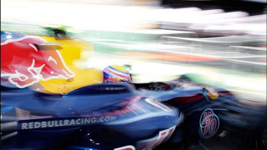 Red Bull Speed Day, i campioni del toro al Motor Show 2012
