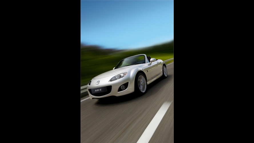 Mazda MX-5 Record Series