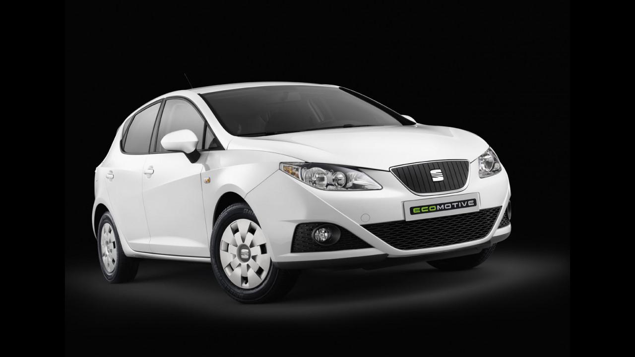 La nuova Seat Ibiza Ecomotive