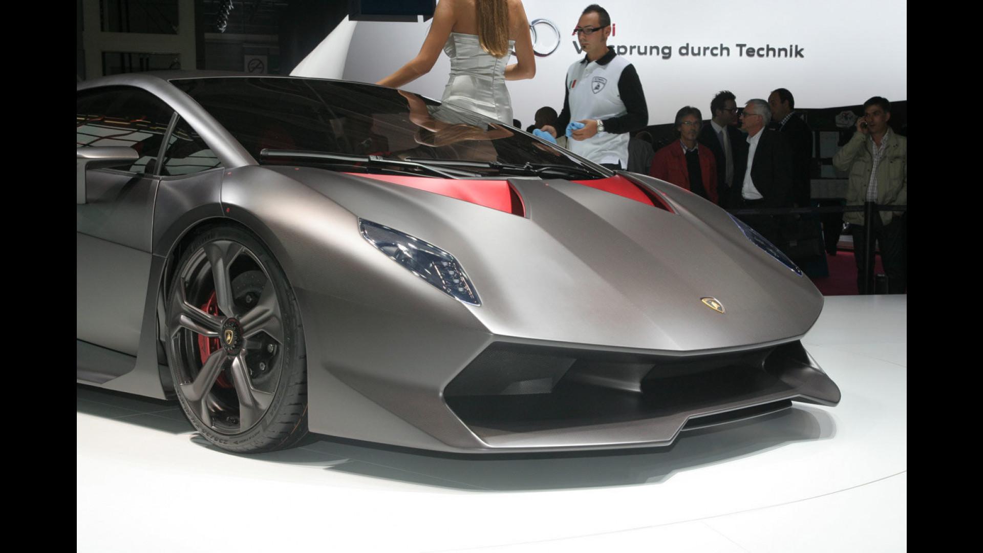 La Lamborghini Sesto Elemento E Gia In Vendita Negli Usa