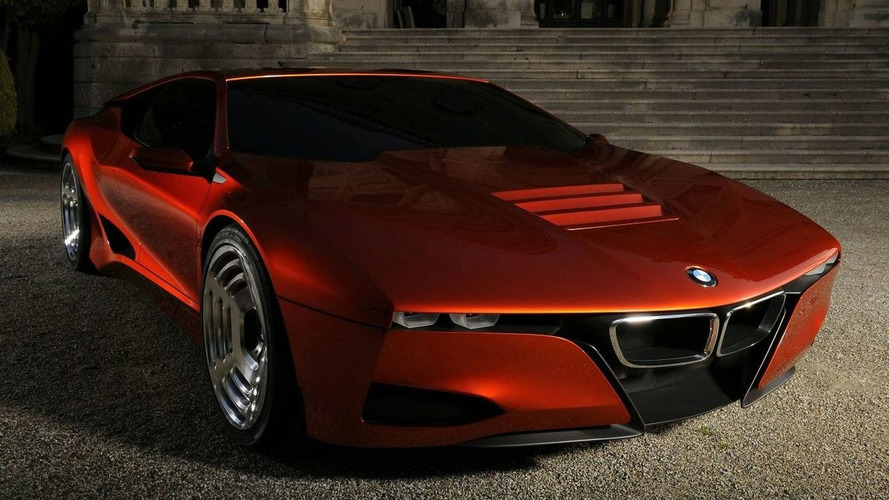 BMW M1 Supercar production possibilities rising - speculation mounts