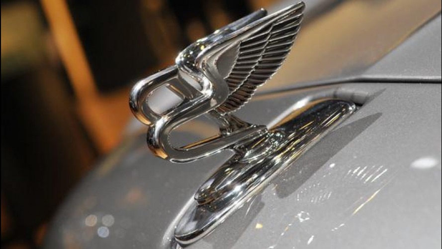 Bentley al Salone di Parigi 2012: la conferenza stampa
