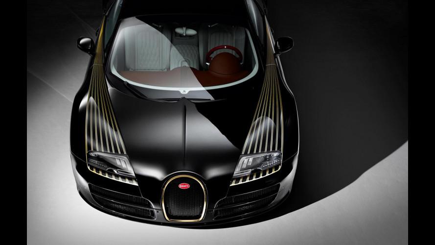 Jenson Button kínos esete egy Bugatti Veyronnal