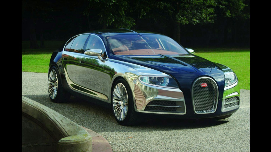 Consegnata l'ultima Bugatti Veyron 16.4