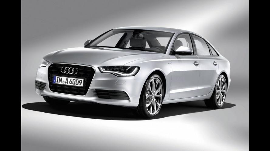 Nuova Audi A6, da 45.250 euro