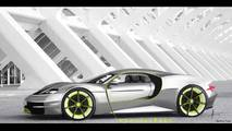 porsche fan render 918 successor