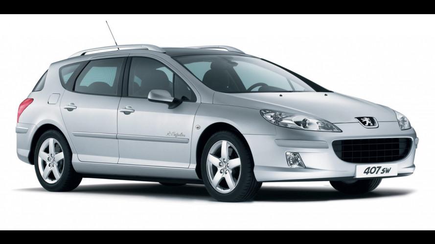 Peugeot 207 Energie e 407 Australian