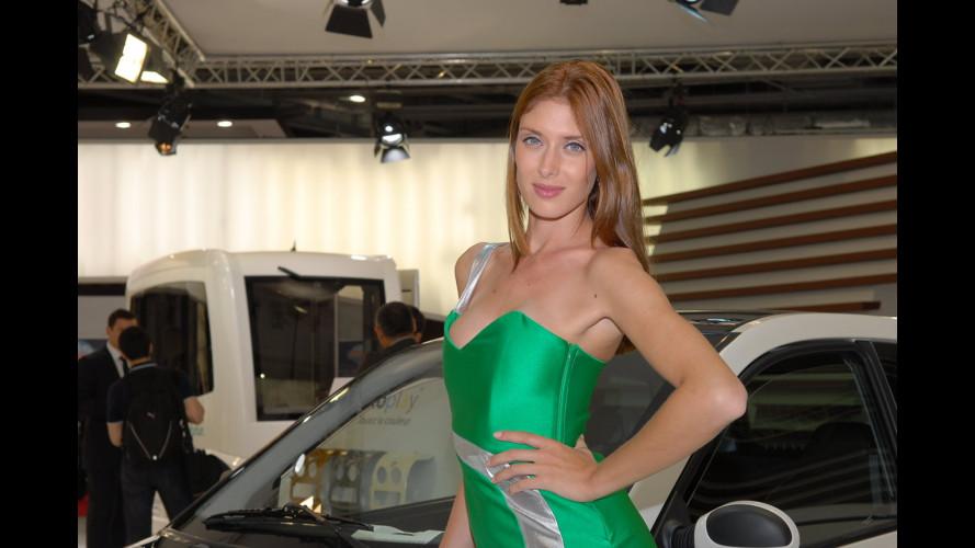 Salone di Parigi: vota la ragazza più bella