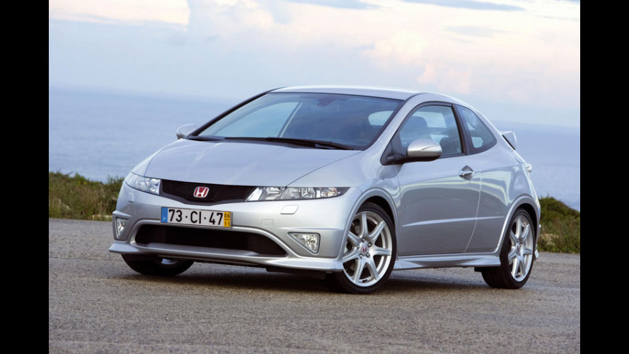 La nuova Honda Civic Type R!
