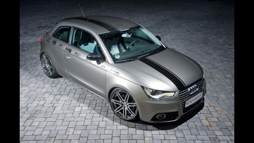 Audi A1 rivista da HS Motorsports
