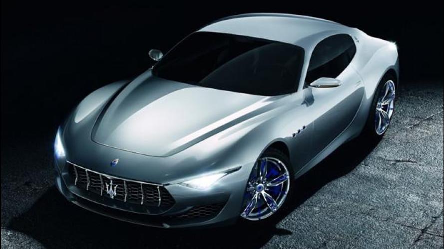 Concorso d'Eleganza Villa d'Este 2014: la Maserati Alfieri è protagonista