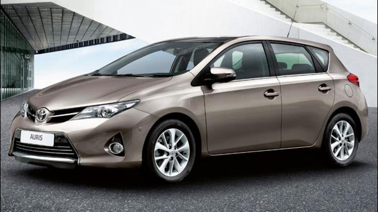 [Copertina] - Nuova Toyota Auris
