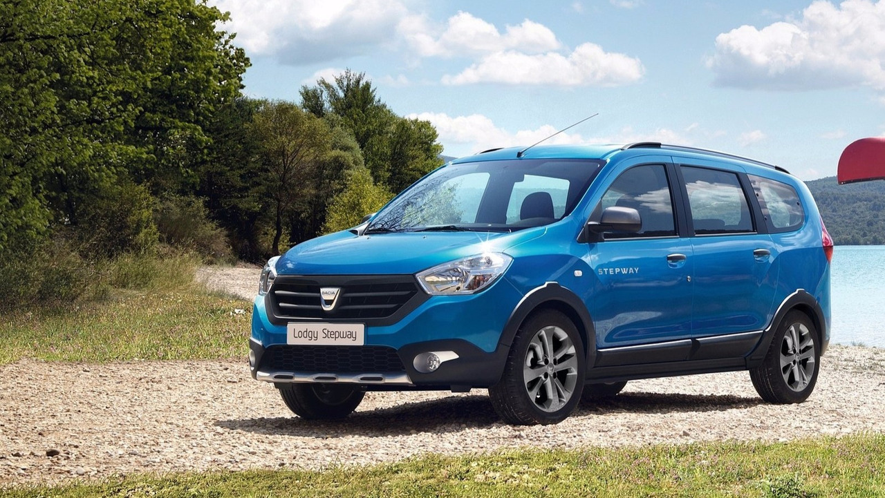 Dacia Lodgy Stepway 2017