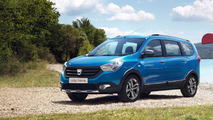 Dacia plant 7-Sitzer-Hybrid-SUV als Ersatz für den Lodgy