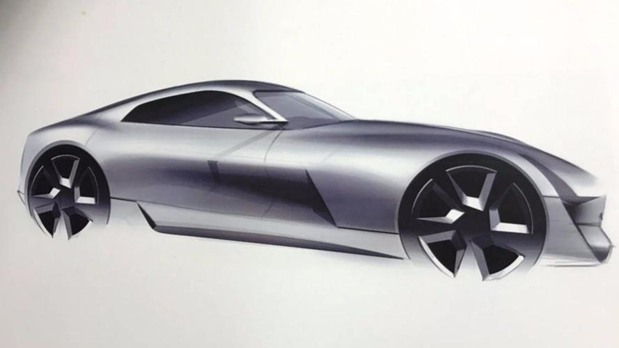 TVR sketchs de développement