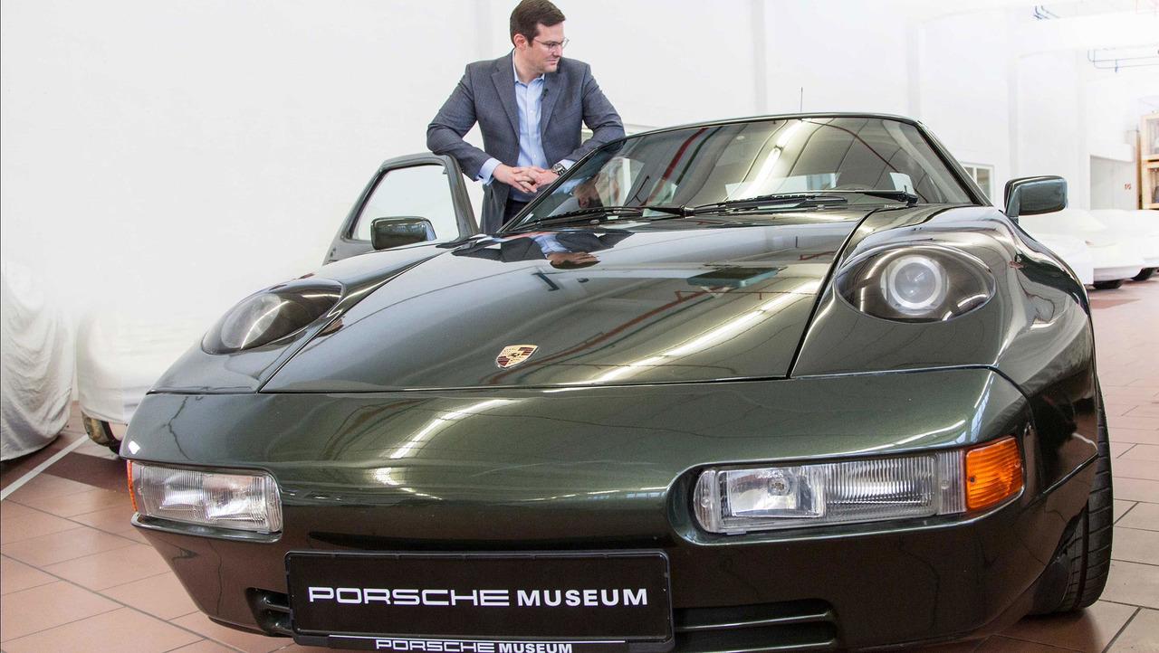 2020 Porsche 928Concept Wallpaper