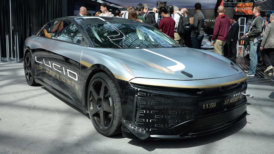 Коронавирус помешал Lucid представить конкурента Tesla Model S