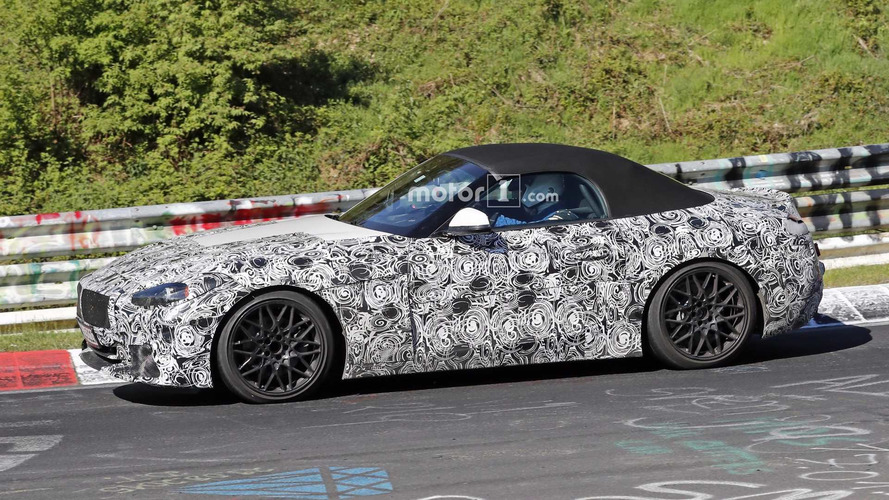 BMW Z4 Shows Off Its Interior, Engine Option In New Spy Photos