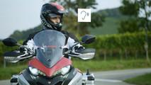 Sistema anticolisión Bosch-Ducati