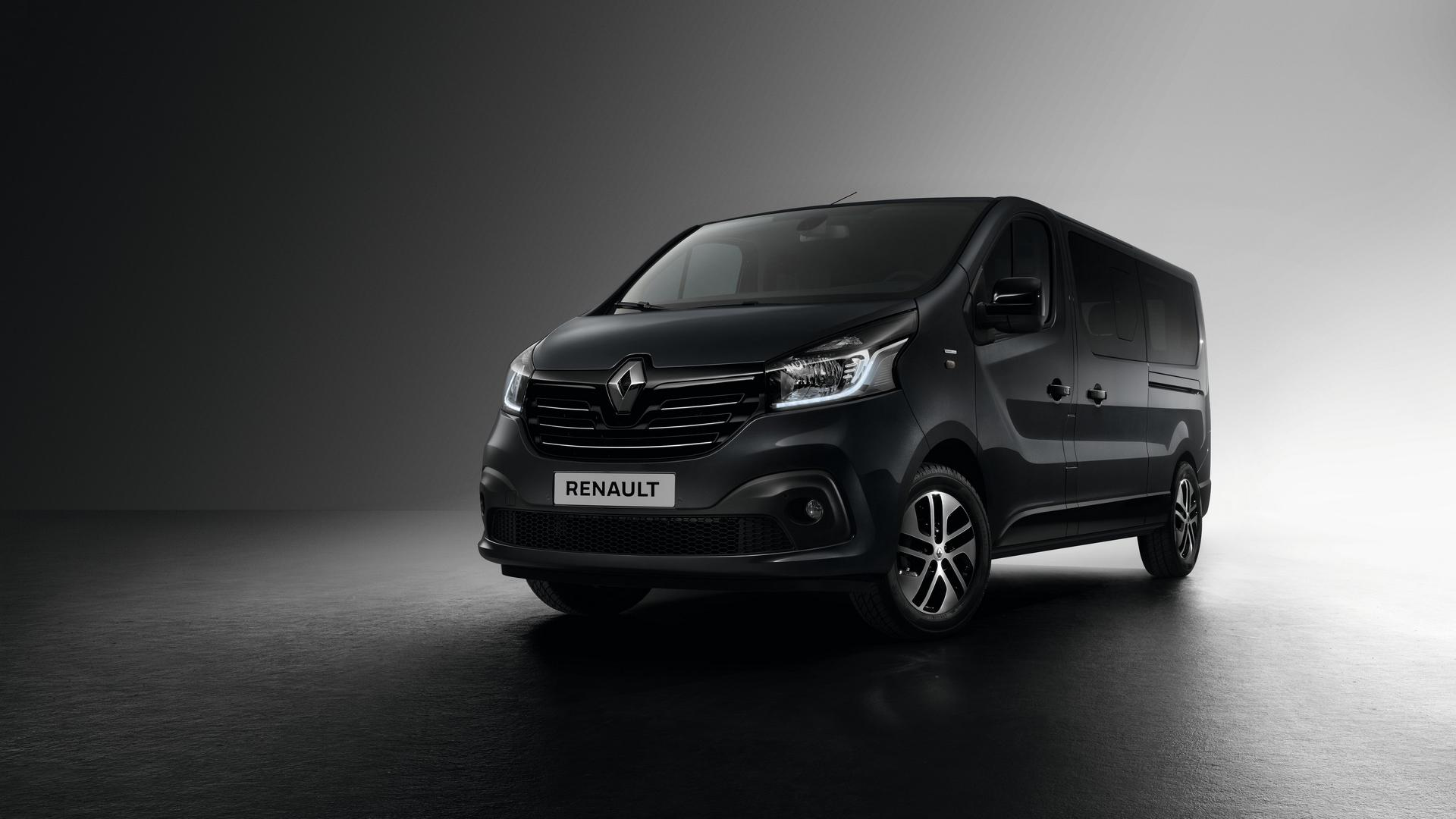 Renault Trafic Spaceclass High End Shuttle Debuts In Cannes