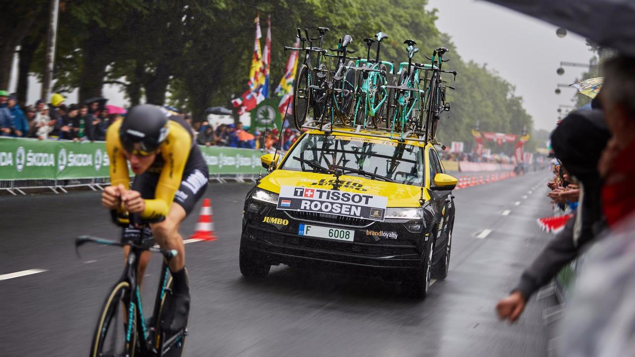 Skoda Karoq Tour de France