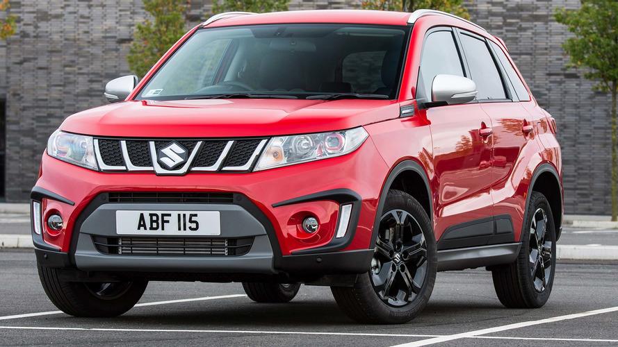 2017 Suzuki Vitara Review