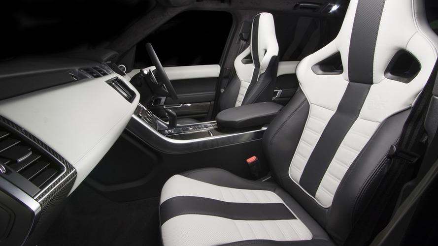 Range Rover Sport SVR Overfinch