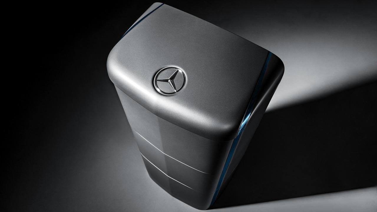 Mercedes-Benz Energy depolama üniteleri