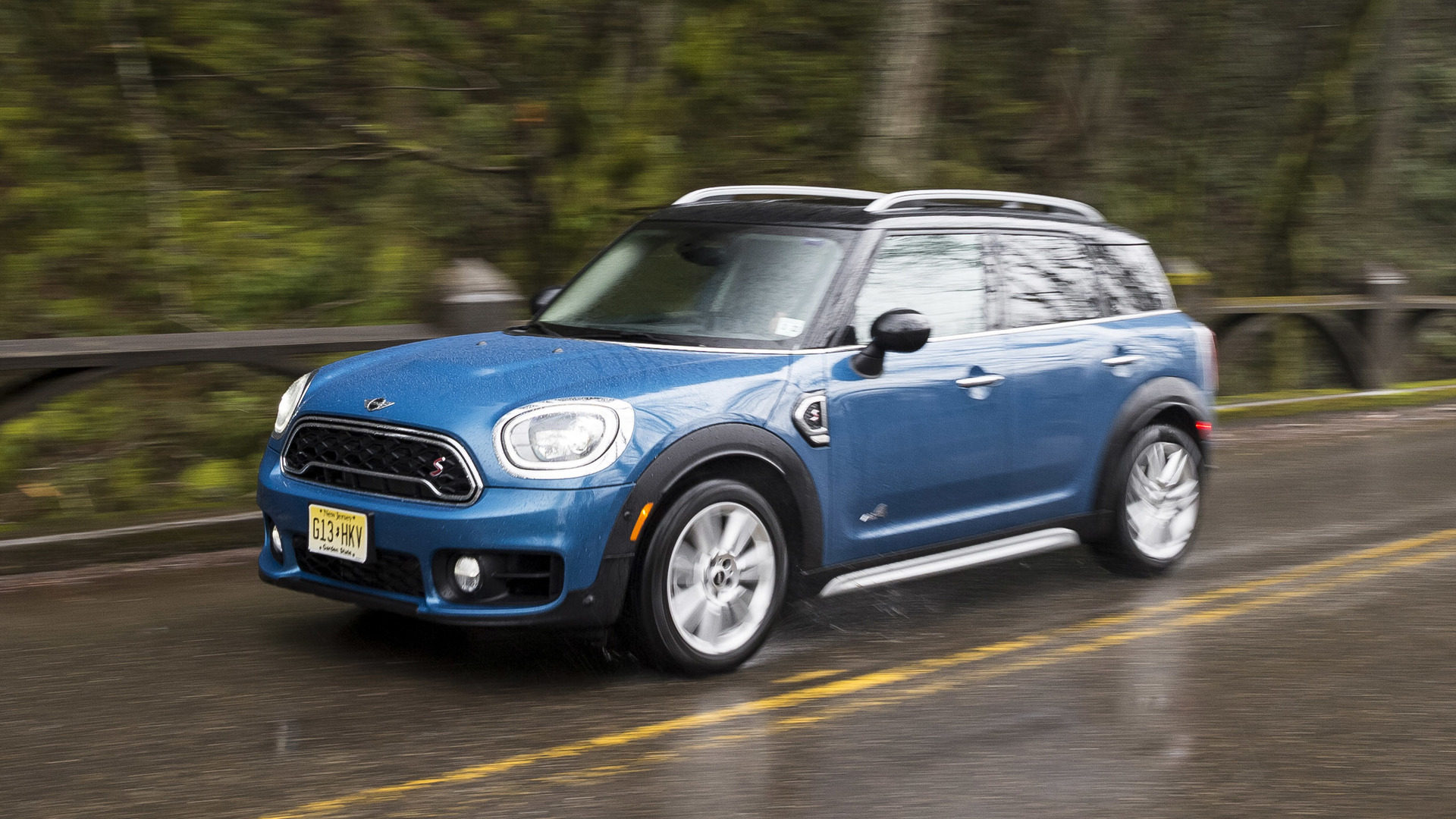 The Most Expensive 2017 Mini Countryman Costs 45850