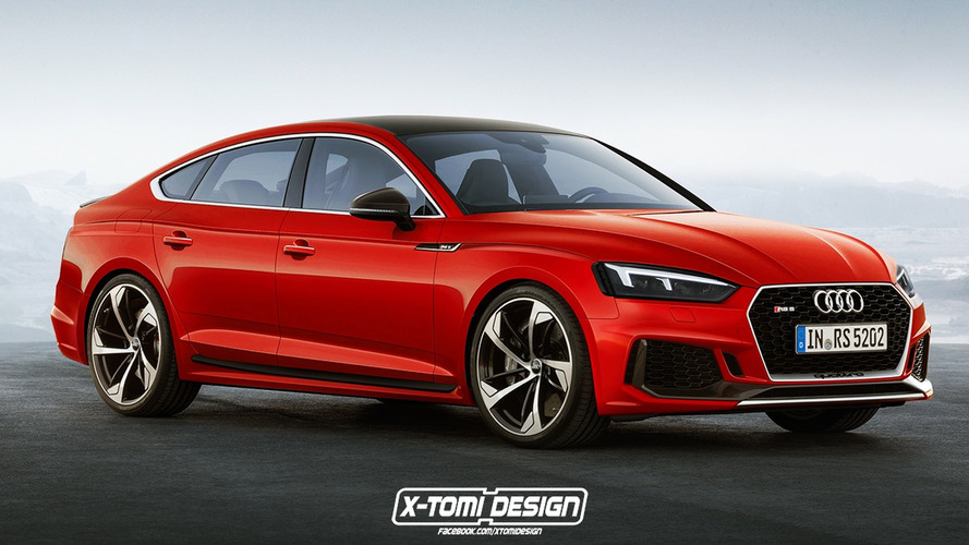 "Audi RS5 Sportback Confirmed For U.S., ""Secret"" RS Also Coming"