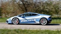 Lamborghini Huracan Rendőrség