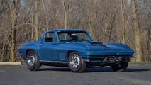 1967 Corvette Vault Find