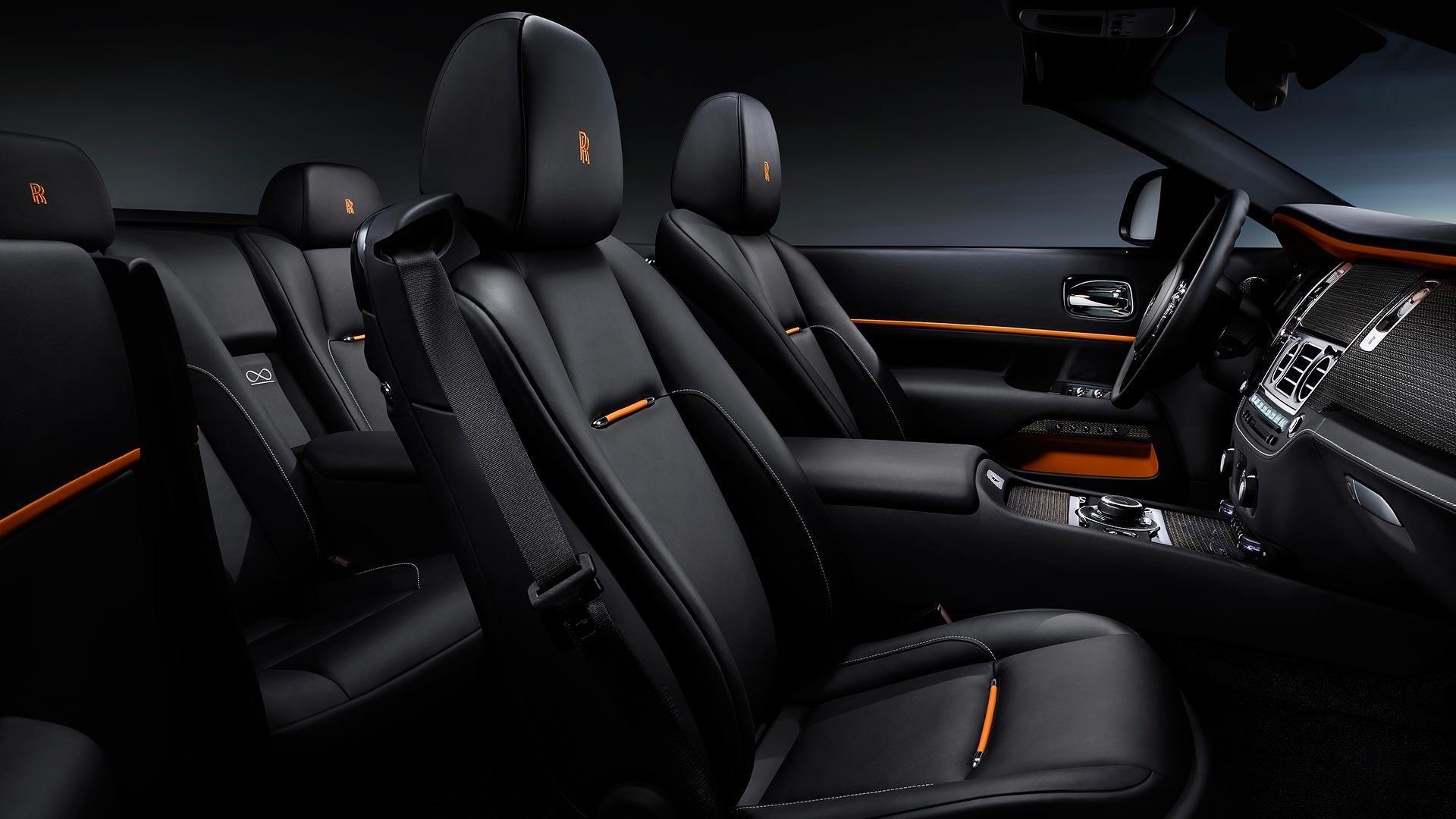Rolls Royce Dawn Goes Dark With Black Badge Treatment