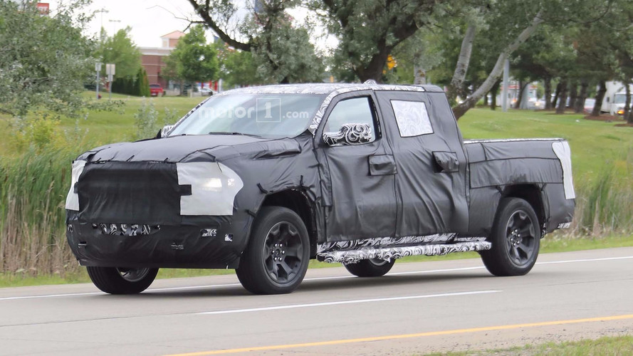 New Ram 1500 Pickup Will Debut At 2018 Detroit Auto Show