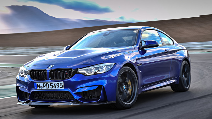 Last BMW to come with a manual trans will be the M4