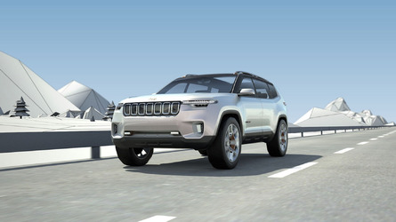 Jeep Yuntu Hybrid Concept Could Make Its Way To Production