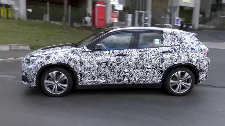 BMW X2 casus video