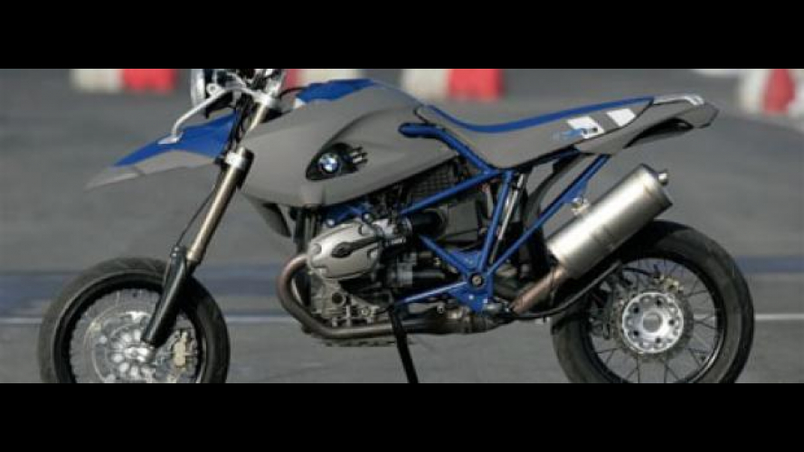 BMW HP2 Motard
