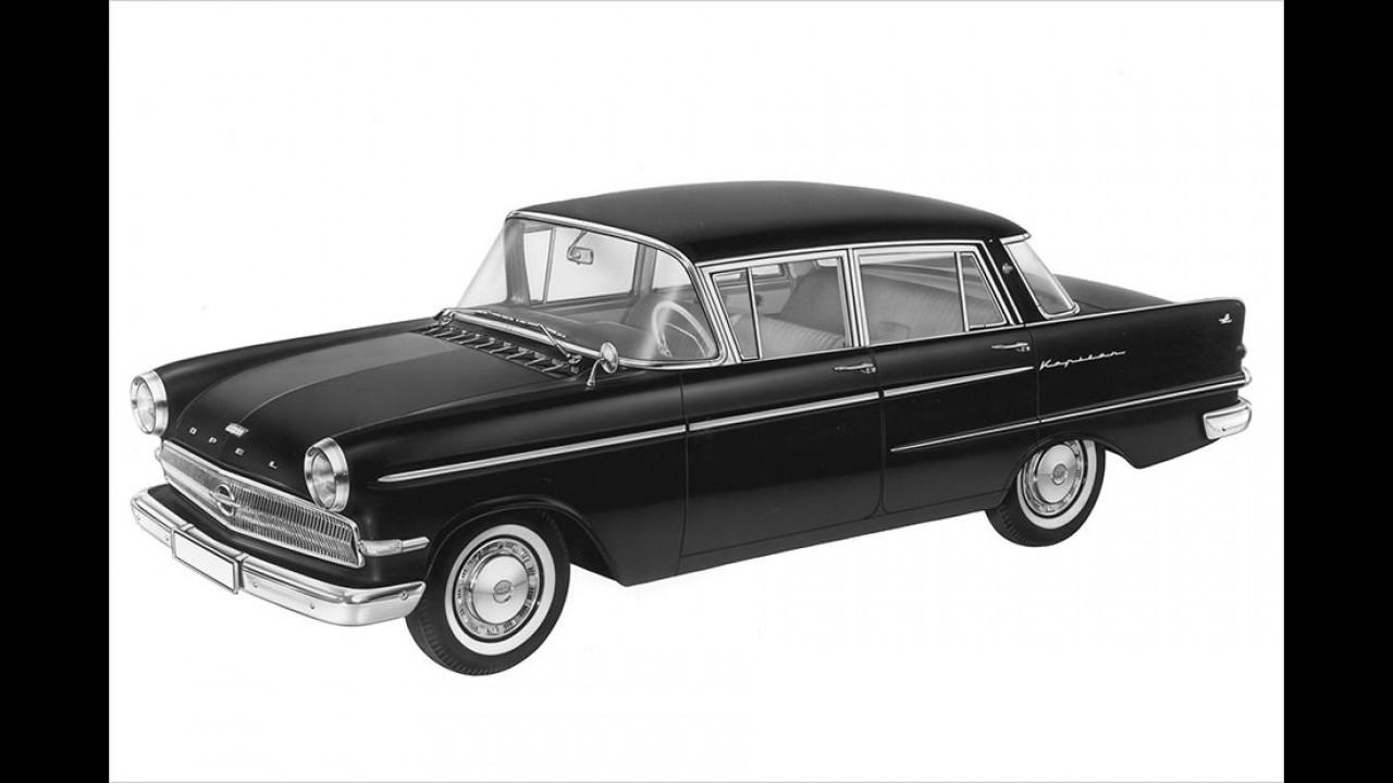 1959: Opel Kapitän P 2,6